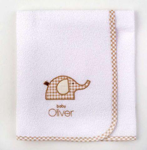 Σελτεδάκι Βρεφικό Welcome Little One Design 302 Baby Oliver