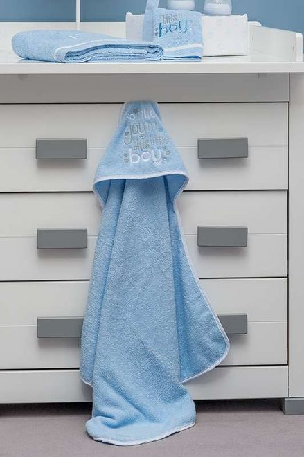Κάλυμμα Αλλαξιέρας με Σελτεδάκι My Little Blue Joy Design 303 Baby Oliver