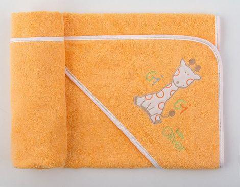 Μπουρνούζι Κάπα Σχέδιο 482 Baby Oliver