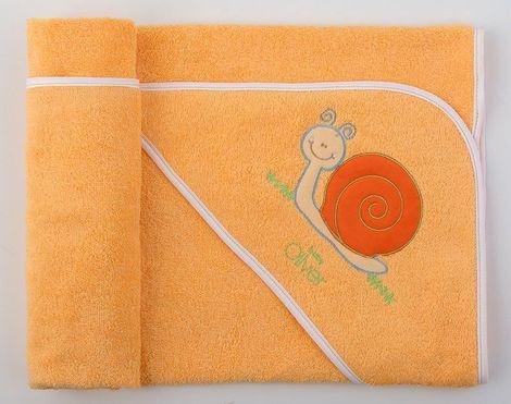 Μπουρνούζι Κάπα Σχέδιο 483 Baby Oliver