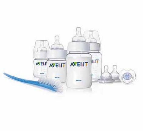 ΣΕΤ ΦΑΓΗΤΟΥ ΓΙΑ ΤΑ ΠΡΩΤΑ ΒΗΜΑΤΑ PES, BPA Free (Philips Avent)