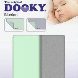 Dooky Κουβερτάκι Μωρού Mint/Grey 126520