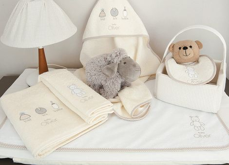 Σαλιάρα Little Things 610 Baby Oliver -