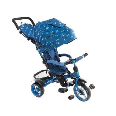 Τρίκυκλο Ποδηλατάκι Kikkaboo Alonsy 3 σε 1 Blue Bikes