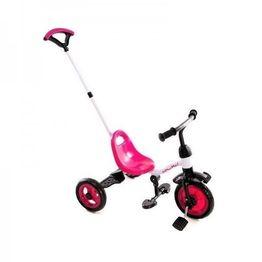 Kikka Boo Ποδήλατο Τρίκυκλο Wow me 2 in 1-Pink