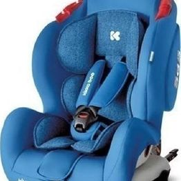 Kikka Boo 9-25kg Senior Light Blue - Isofix