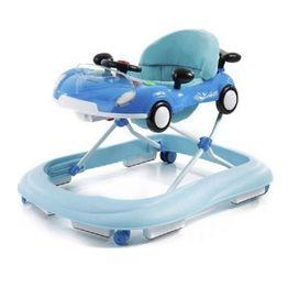 Kikka Boo Περπατούρα Car Blue
