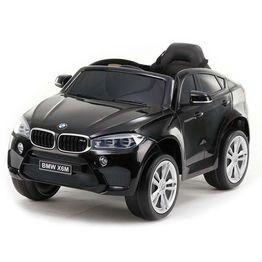 Ηλεκτροκίνητο Αυτοκίνητο BMW X6M BlackJJ2199 Cangaroo