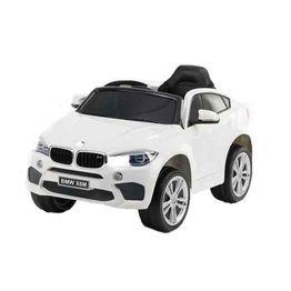 Ηλεκτροκίνητο Αυτοκίνητο BMW X6M JJ2199 White Cangaroo