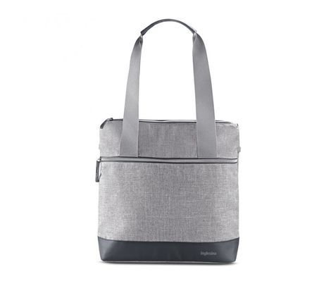 Τσάντα Πλάτης Back Bag Aptica Silk Grey Inglesina