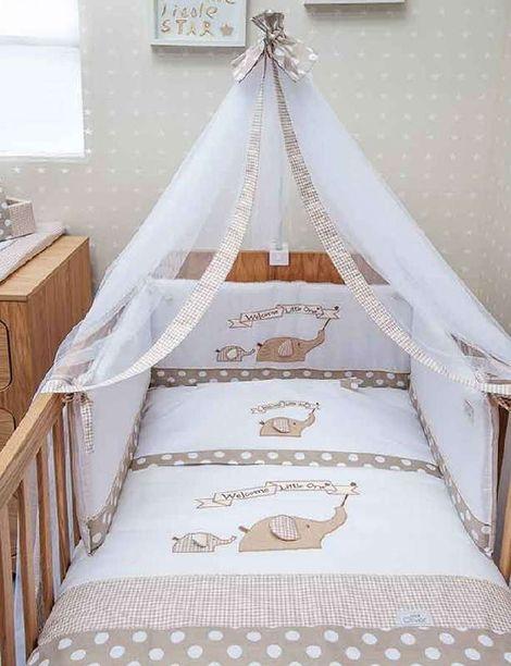 Σετ Κούνιας 3τεμ Welcome Little One Design 302 Baby Oliver