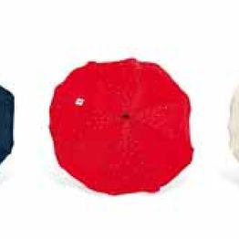 Ομπρέλα με στρας Cristallino Beige Cam