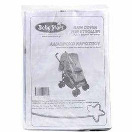 Αδιάβροχο καροτσιού Bebe Stars