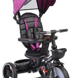 Τρίκυκλο ποδηλατάκι αναδιπλούμενο Classic Pink Byox