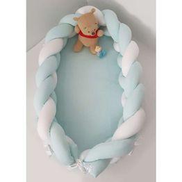 Φωλιά Πλεξούδας Βρεφική Design 130 46-6716/130 Baby Oliver 16X200