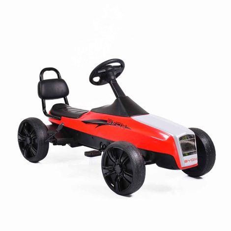 Παιδικό Αυτοκινητάκι με πετάλια Happy Baby K01 Red Cangaroo