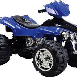 Ηλεκτροκίνητη Γουρούνα 12V ATV Speed ZP5128A Blue Moni