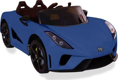 Ηλεκτροκίνητο Αυτοκίνητο 12V Famous Blue Cabrio Cangaroo
