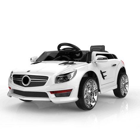 Ηλεκτροκίνητο Αυτοκίνητο 6V Mega Power S698 White Cangaroo