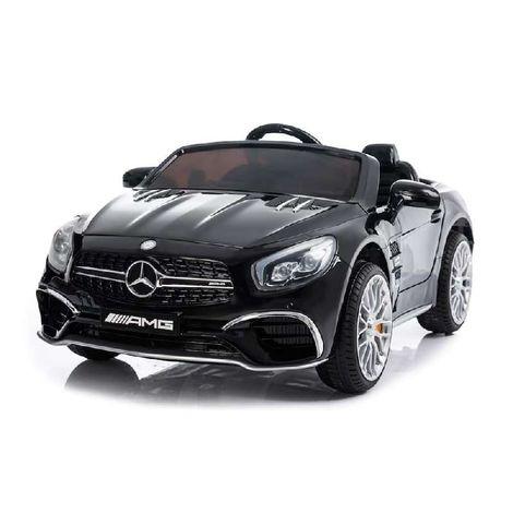 Ηλεκτροκίνητο αυτοκίνητο 12V SL63 Black Moni