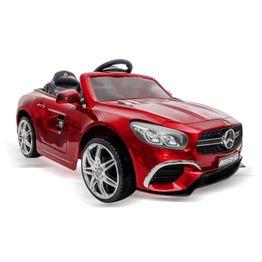 Ηλεκτροκίνητο αυτοκίνητο 12V SL63 Red Moni