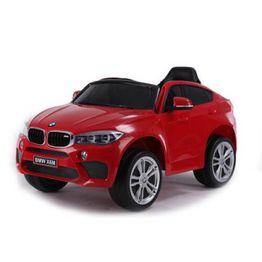 Ηλεκτροκίνητο Αυτοκίνητο 12V BMW X6 JJ2199 Red Moni