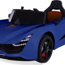 Ηλεκτροκίνητο Αυτοκίνητο Magma Blue 12V Moni