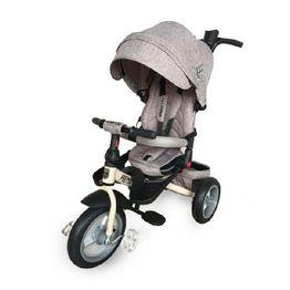 Ποδηλατάκι Τρίκυκλο Premio Air wheels Beige Melange Kikka Boo
