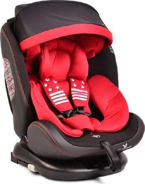 Κάθισμα Αυτοκινήτου Pilot Isofix 0-36kg Red Cangaroo