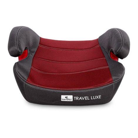 Lorelli Παιδικό κάθισμα αυτοκινήτου Travel Luxe Isofix 15-36kg Red