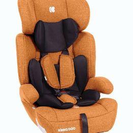 Κάθισμα Αυτοκινήτου Zimpla 9-36kg Orange Kikka Boo