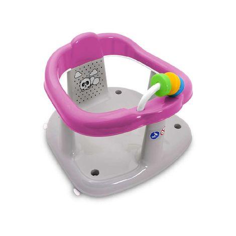 Κάθισμα Μπάνιου Bath Ring Panda Pink Lorelli