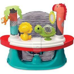 Βρεφικό κάθισμα φαγητού 3 in 1 Grow with Me Discovery Seat & Booster Infantino