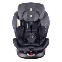 Παιδικό βρεφικό κάθισμα αυτοκινήτου Felix 0-36kg Dark Grey Kikka boo