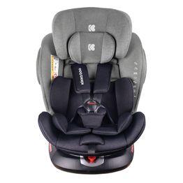 Παιδικό βρεφικό κάθισμα αυτοκινήτου Felix 0-36kg Light Grey Kikka boo