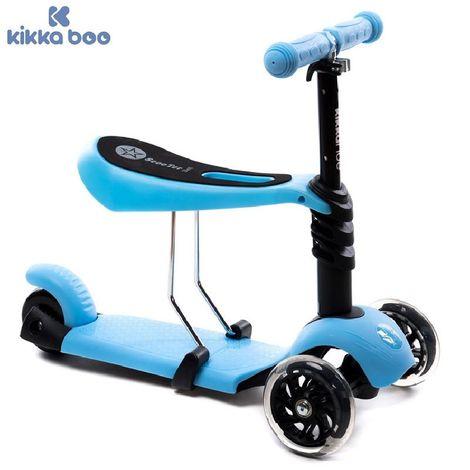Kikkaboo Scooter 3 in 1 Παιδικό Πατίνι Blue