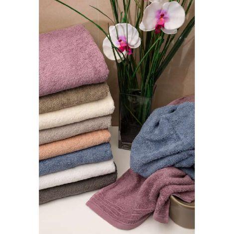 Klotsotiras Βρεφικές Πετσέτες μονόχρωμες Classic 50X90 70Χ140