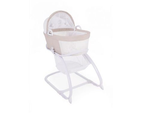 Λίκνο Welcome Baby Swing 2 in 1 Beige Kikka Boo