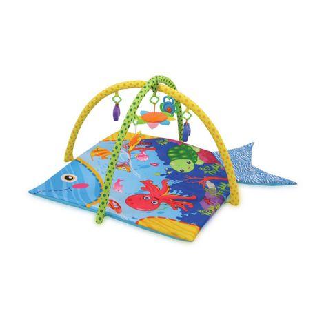 Lorelli Βρεφικό Γυμναστήριο Playmat Ocean