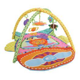 Lorelli Βρεφικό Γυμναστήριο Playmat Plane