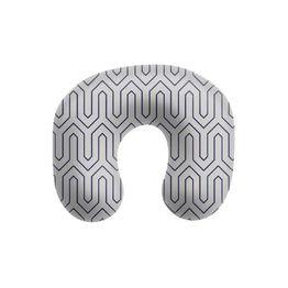 Μαξιλάρι θηλασμού Comfort 3 in 1 Maze Γκρι Greco Strom