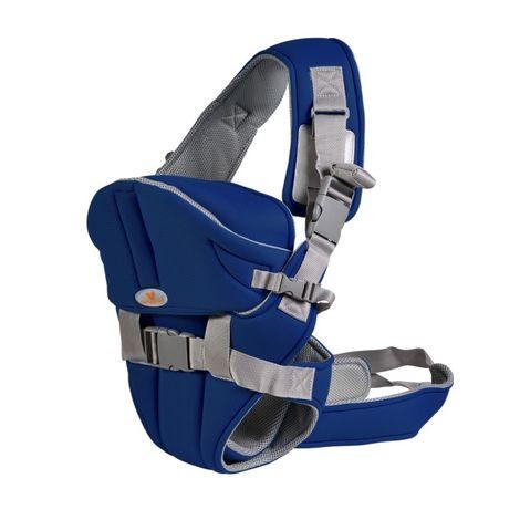 Μάρσιπος Carry Go 2 Blue Cangaroo