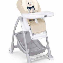 Καρέκλα φαγητού Relax Lofty NeoNato ΧΡΩΜΑ Κουνελιού
