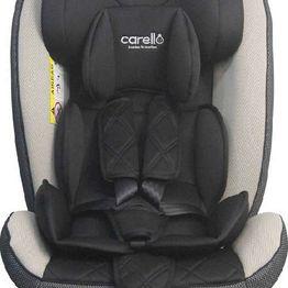 Κάθισμα Αυτοκινήτου 4XG Plus Isofix 0-36kg Beige Carello