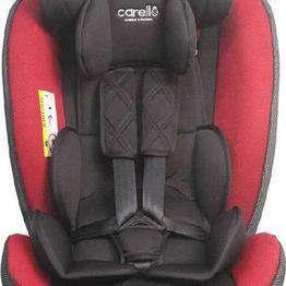 Κάθισμα Αυτοκινήτου 4XG Plus Isofix 0-36kg Red Carello