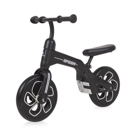 Παιδικό Ποδηλατάκι Ισορροπίας Lorelli Spider Black