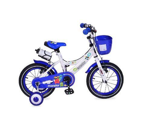 Παιδικό Ποδήλατο 1481 V-Brake 14'' Blue Byox