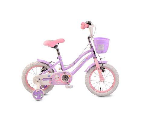 Παιδικό Ποδήλατο 1483 V-Brake 14'' Purple Moni