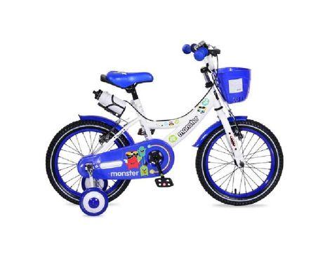 Παιδικό Ποδήλατο 1681 16'' Blue Byox