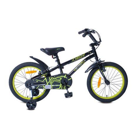 """Παιδικό Ποδήλατο 18"""" Pixy Black Moni"""